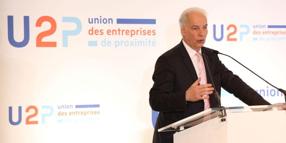 [Interview] Alain Griset, président de l'U2P : 'le gouvernement ne peut pas dire que les TPE sont utiles et nous massacrer tous les jours'