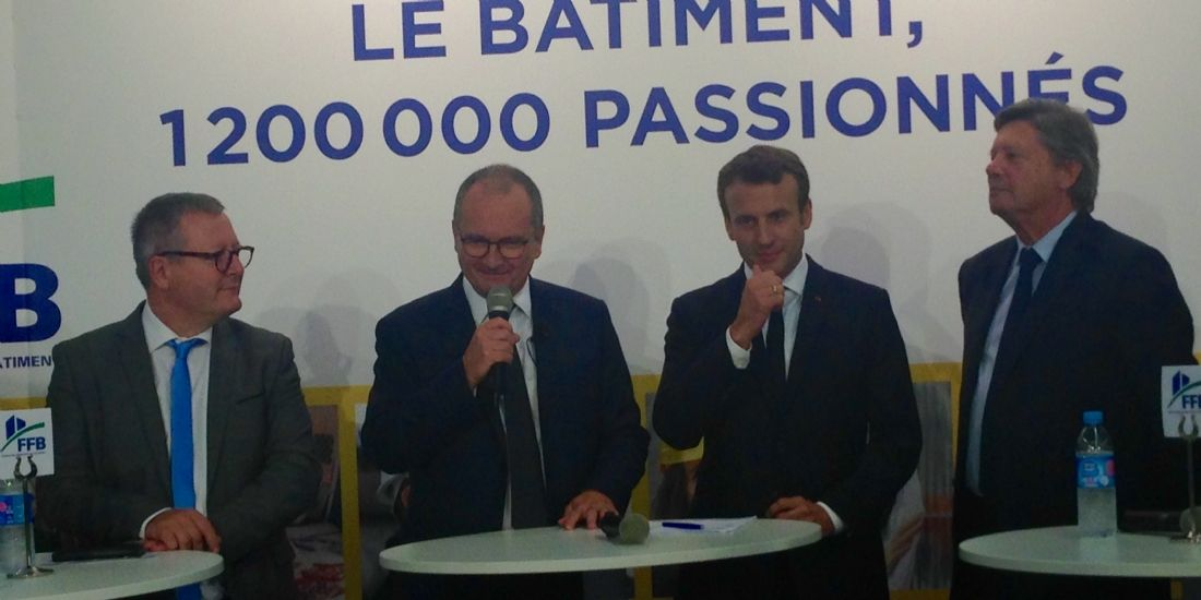 CITE, PTZ : Emmanuel Macron répare les fissures