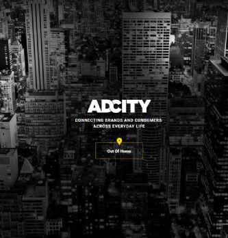 Adcity lance son adexchange de la communication extérieure