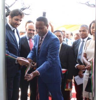 Outsourcia inaugure une nouvelle plateforme à Madagascar