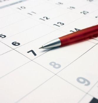 L'agenda des acheteurs en novembre 2017