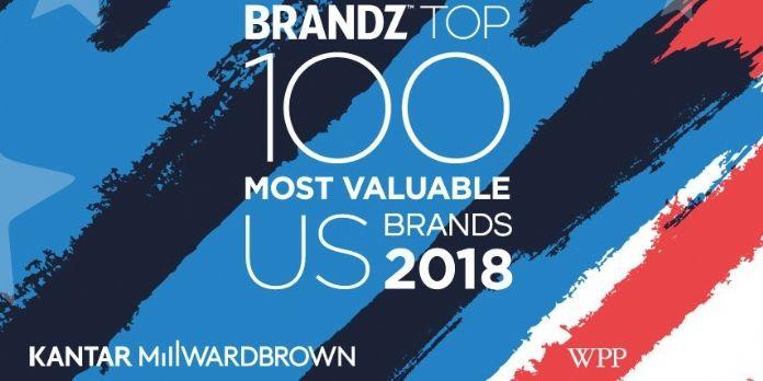 Quelles sont les 100 marques US les plus puissantes ?