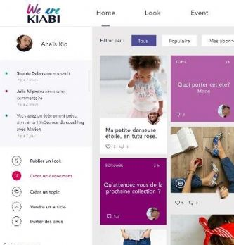 Kiabi lance une plateforme collaborative internationale