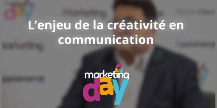 L'enjeu de la créativité en communication selon Laurent Habib