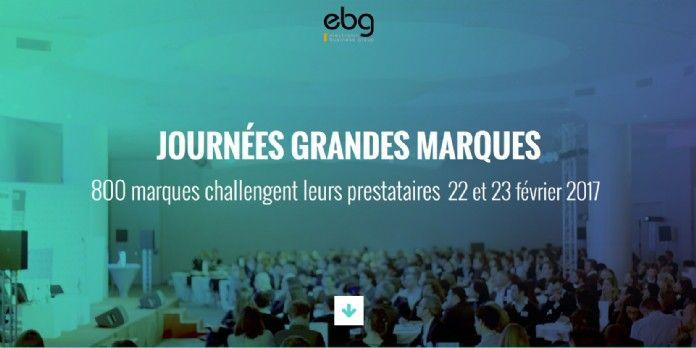 JGM17 de l'EBG : les marques challengent leurs prestataires