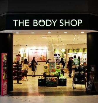 The Body Shop bientôt à vendre ?