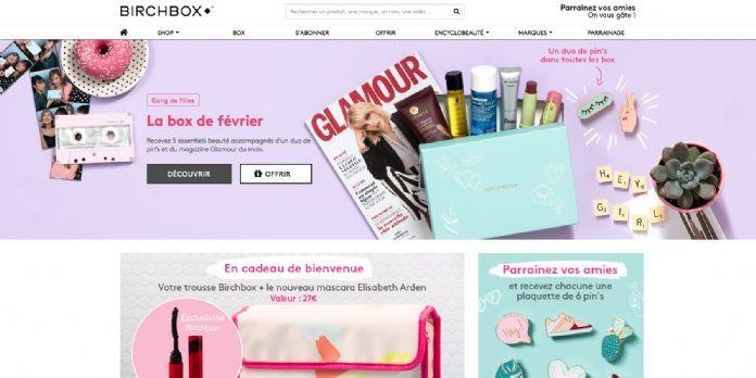 Birchbox ouvre sa première boutique française au printemps 2017