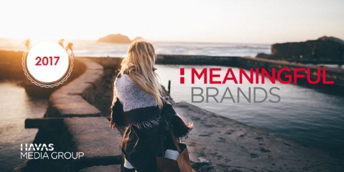 Meaningful Brands 2017 : les secrets des marques qui comptent