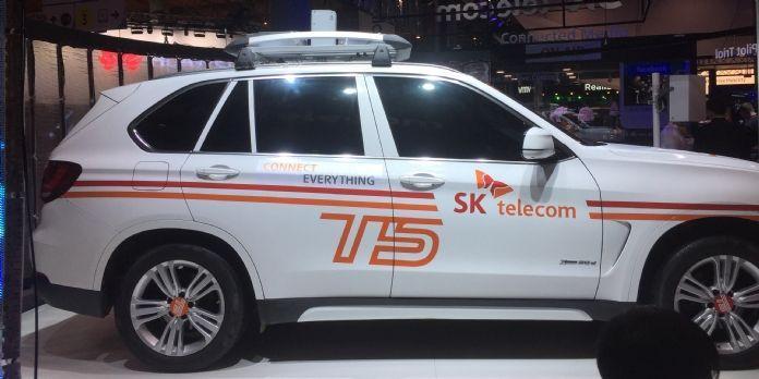 [MWC2017] Quand les voitures deviennent des plateformes de communication