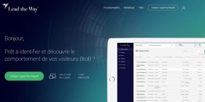 [Big Data Paris] Cartégie aide le BtoB à tracker ses e-visiteurs