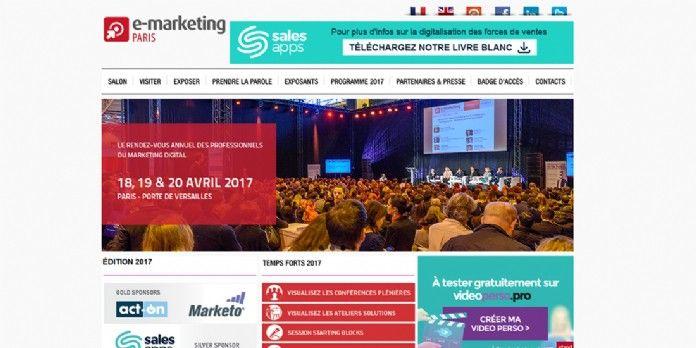 Salon E-Marketing Paris : les rendez-vous à ne pas manquer