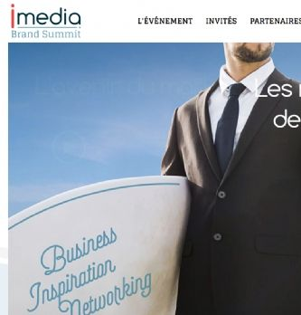 IMedia Brand Summit : tendances, business et networking