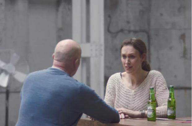 aperçu de la campagne d'Heineken sur le site de Marketing Week