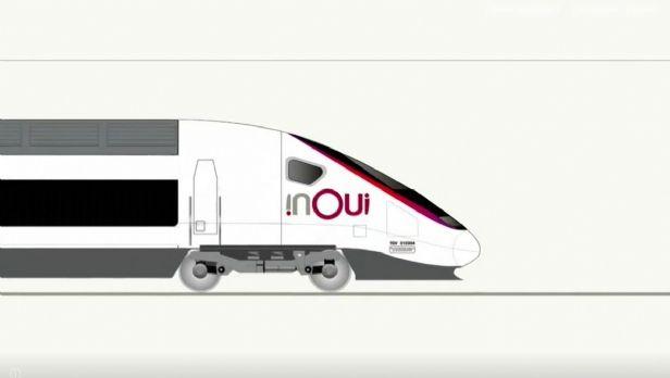 "SNCF rebaptise ses TGV ""inOUI"""