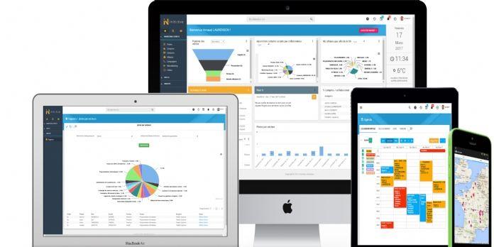YellowBox CRM,  une offre 100% Web