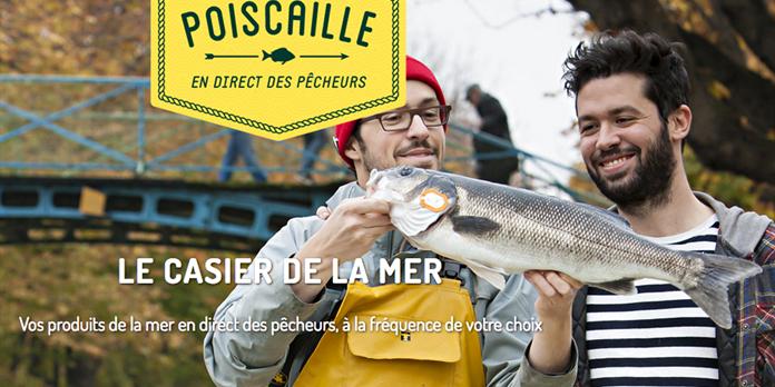Poiscaille rapproche les pêcheurs des consommateurs