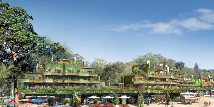 Villages Nature : une nouvelle destination verte aux portes de Paris