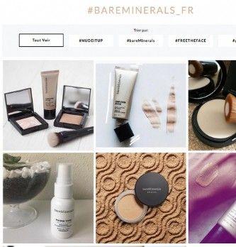[iMBS2017] Comment bareMinerals augmente son chiffre d'affaires avec Instagram