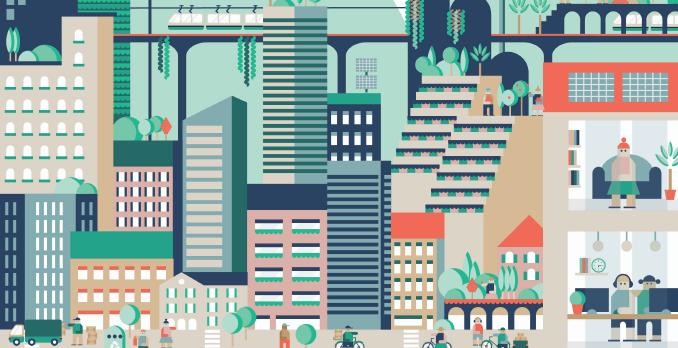 Ville Durable de Paris&Co, l'incubateur du mieux vivre en ville