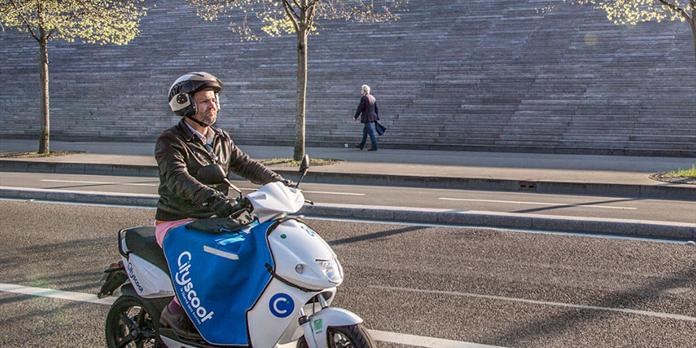 Après Cityscoot, Bosch loue ses scooters électriques à Paris