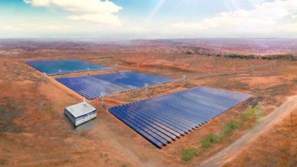 L'Australie construit le plus grand parc solaire du monde
