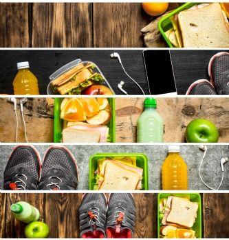 Dépassement de soi, nutrition équilibrée, discipline: l'univers sportif inspire les marques