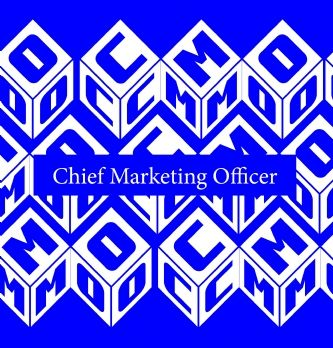 Qu'est-ce qu'un CMO, Chief marketing officer?