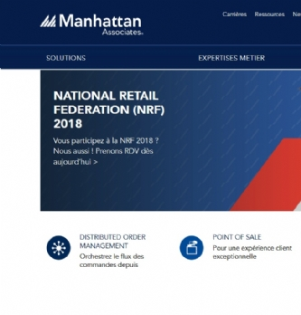 Manhattan Associates lance la solution Customer Engagement