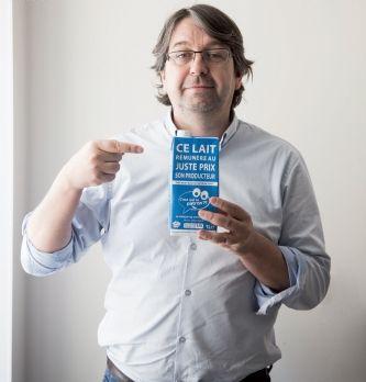 """Nicolas Chabanne : """"Je veux soutenir les petits producteurs"""""""