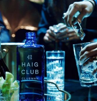 Le whisky Haig Club Clubman débarque en France
