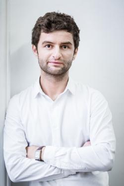 Maxime Legardez, p-dg Everoad