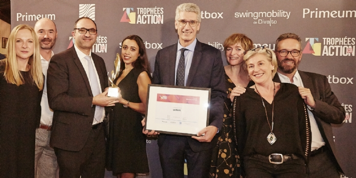 [Trophées Action Co 2018] Les commerciaux de La Poste, élus meilleure force de vente de l'année !