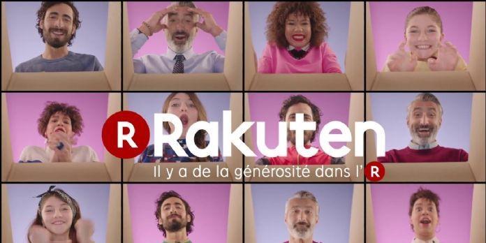 Achats médias: pour Rakuten, le Web reste central