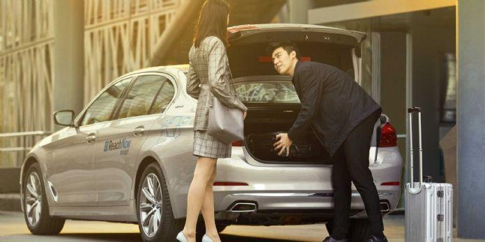 BMW group étend son service VTC à la Chine