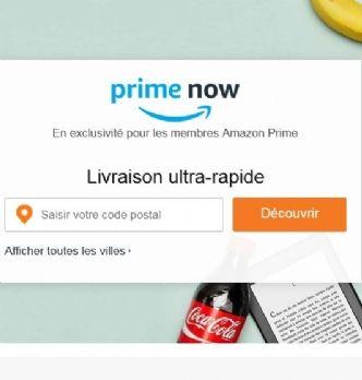 """Système U bientôt fournisseur sur <span class=""""highlight"""">Amazon</span> Prime Now ?"""