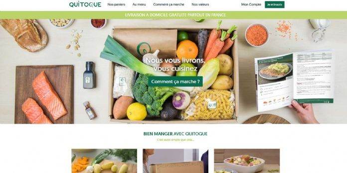 Carrefour rachète la start-up Quitoque