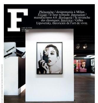 Le groupe Figaro lance un nouveau mensuel art de vivre