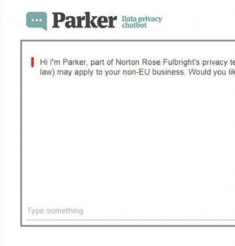 """""""Parker"""", le chatbot qui répond aux questions sur le <span class=""""highlight"""">RGPD</span>"""