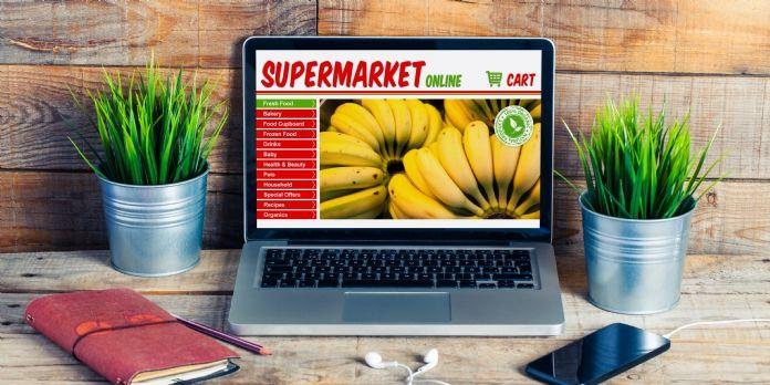La France en tête dans les produits de grande consommation achetés sur le Web
