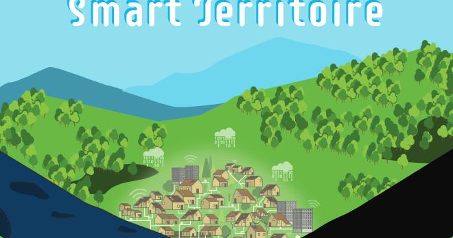 Fini les smart cities, place aux smart territoires