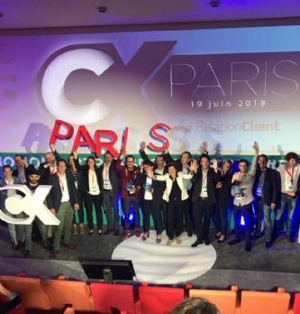 La 1ère édition des CX AWARDS salue les champions de l'expérience client