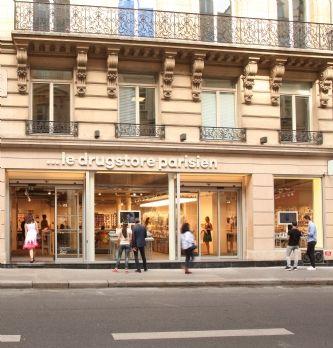"""""""...Le drugstore parisien"""", le nouveau concept urbain de L'Oréal et du Groupe Casino"""