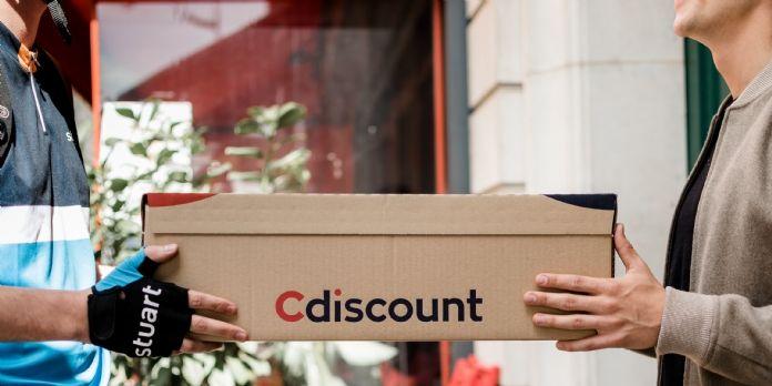 Cdiscount lance la livraison en 30 minutes dans tout Paris
