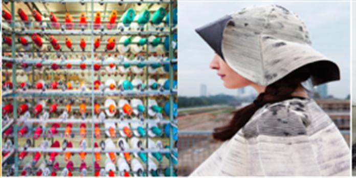 Influence : la biennale du textile contemporain et éthique