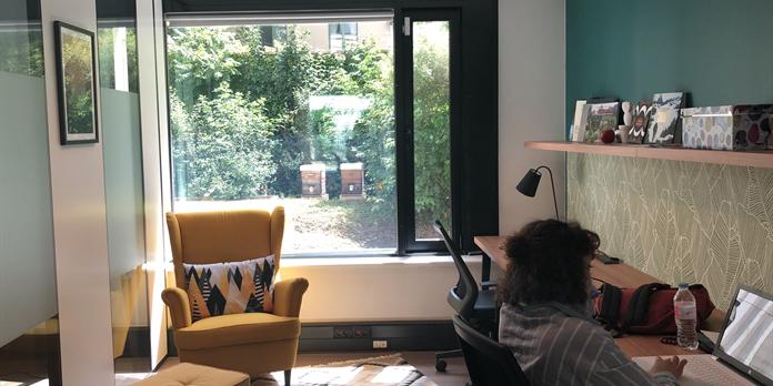 Nextdoor teste le coworking responsable à Neuilly-sur-Seine