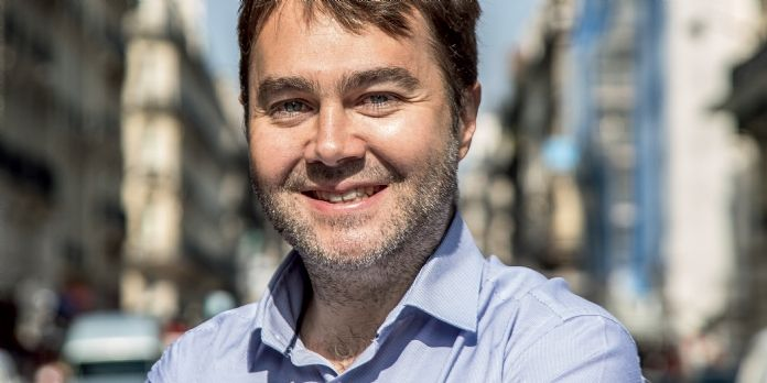 """Frédéric Mazzella : """"Il faut 100 boîtes comme BlaBlaCar en France"""""""