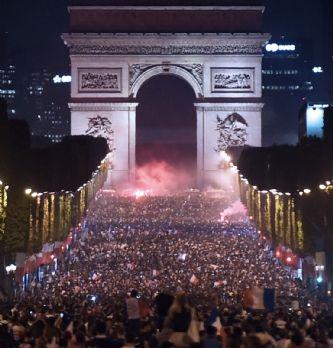 Près de 36,5 millions de Français ont regardé la finale de la Coupe du monde