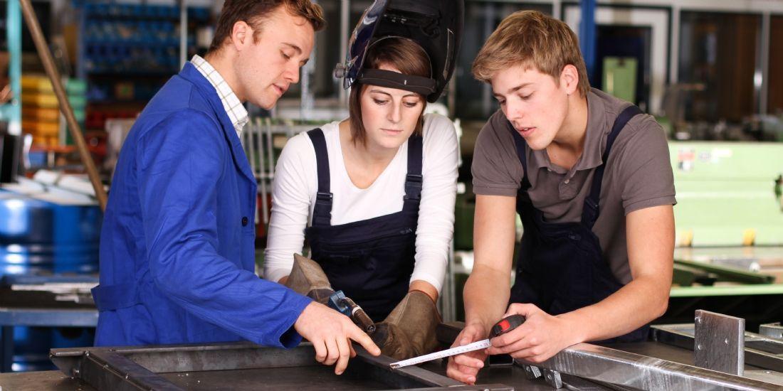 Apprentissage : un modèle de réussite et d'emploi à nouveau plébiscité