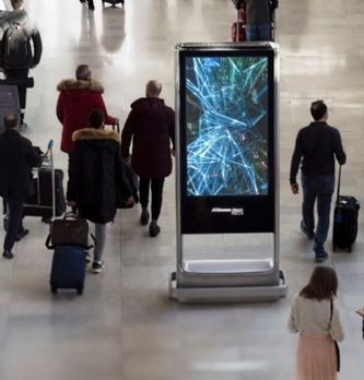 JCDecaux lance sa mesure d'audience internationale en aéroport
