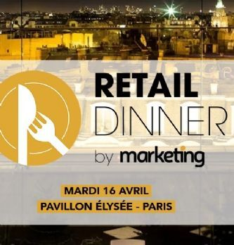 Le Retail Dinner revient le 16 avril